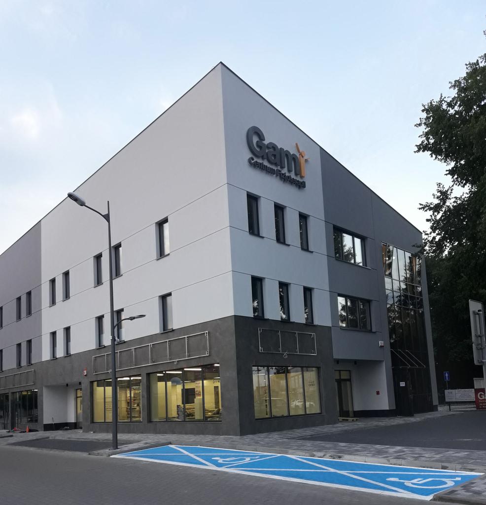 GAMI - Centrum Fizjoterapii Mielec